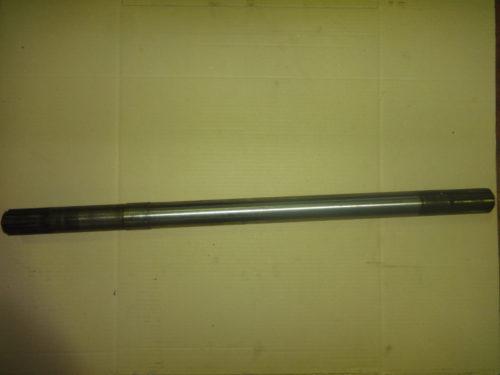 benfra 315 axle shaft
