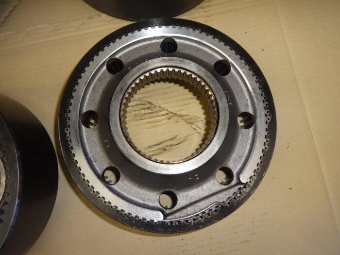 corona ruota mercedes 4140