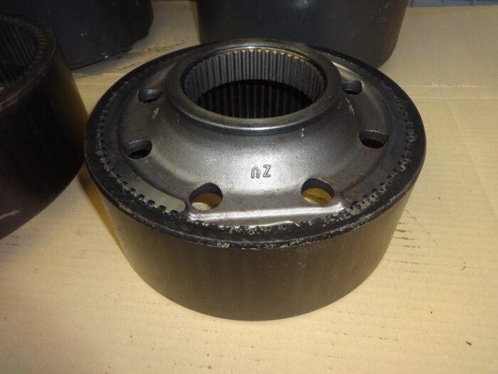 corona ruota mercedes 3340