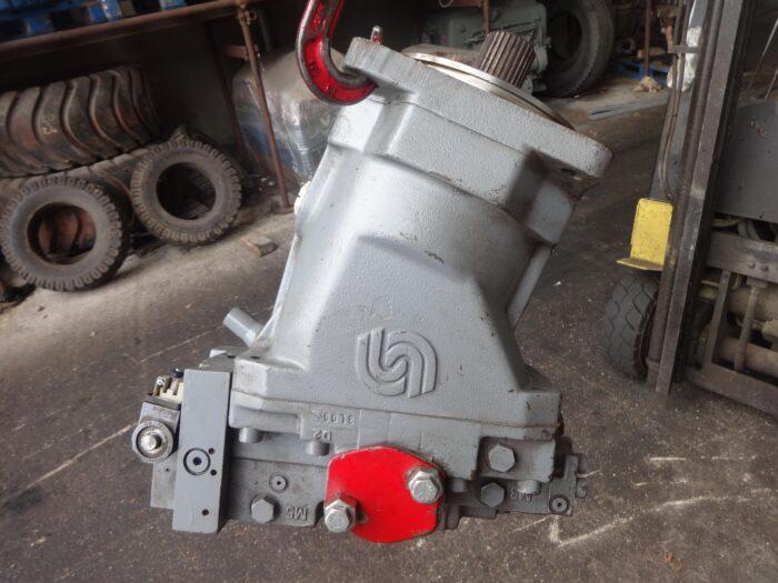 motore idraulico sauer 500592