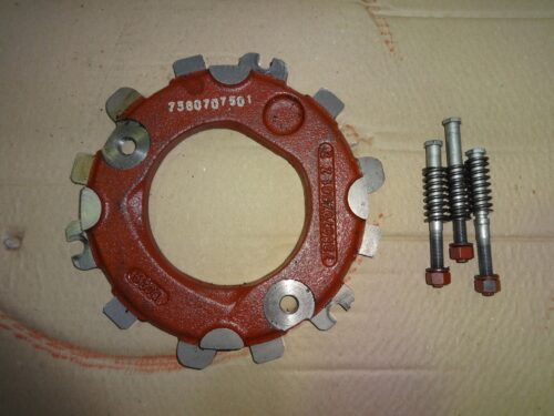 hurth 7380707501 brake plate