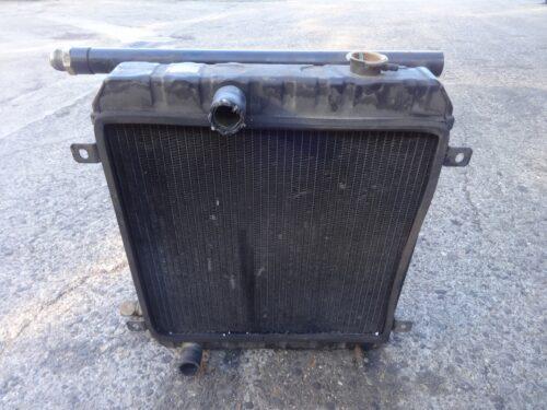 bobcat 6674891 water radiator
