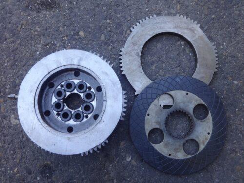 carraro 121254 brake disc