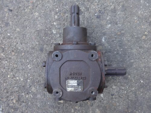 comer t-17a gearbox