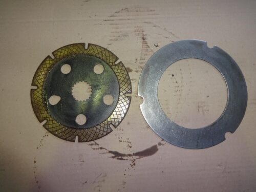 spicer dana 738.07.610.01 brake disc