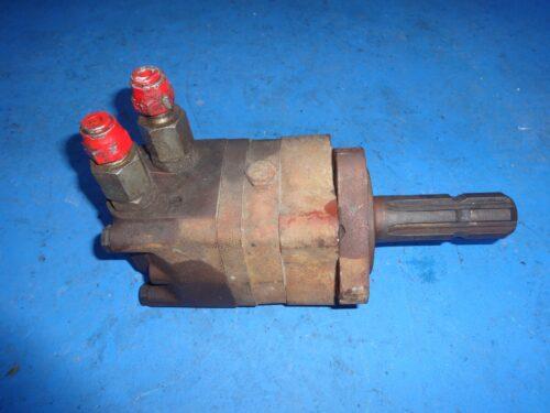 danfoss oms100 hydraulic motor