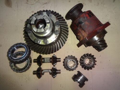 hurth 102/52 bevel gear set