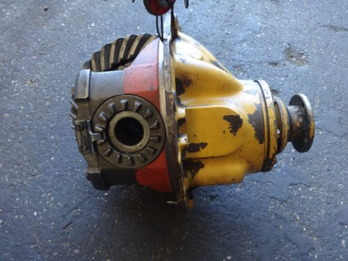 venieri 7/37 differential
