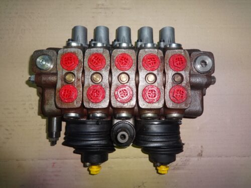 distributore idraulico walvoil sd6
